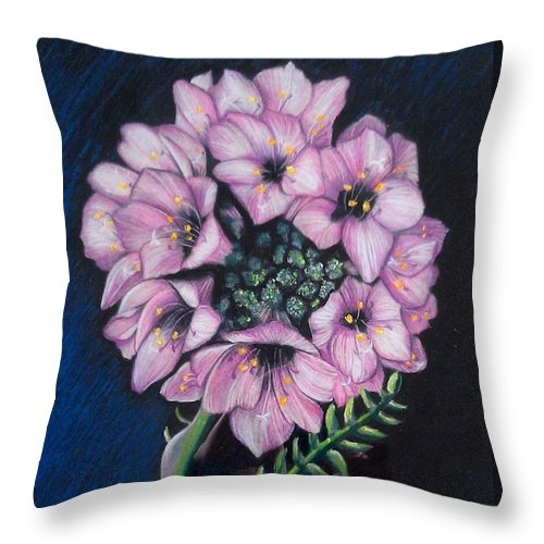 Standing Tall - Throw Pillow