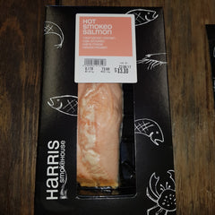 Hot Smoked Salmon - approx 170g
