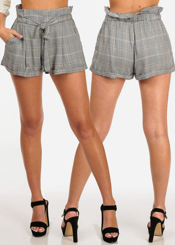 High Rise Shorts (3 PACK G53)