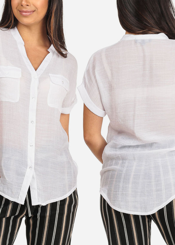 Button Up Tops (3 PACK G32)