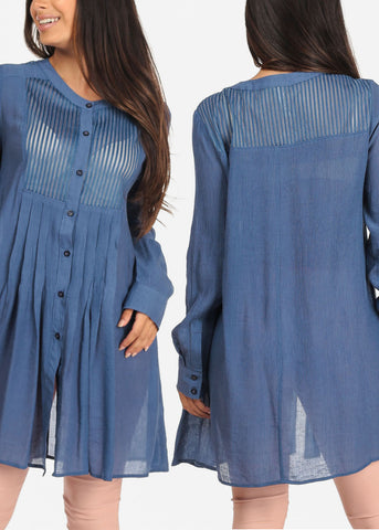 Button Up Tunics (3 PACK G34)
