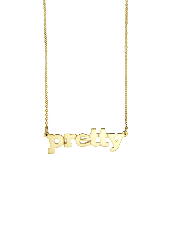 "SALE ""pretty"" Necklace"