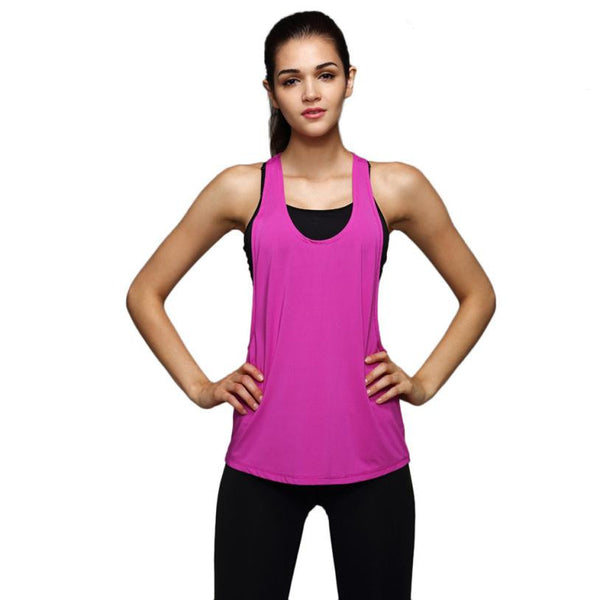 Sleeveless Running Tank Tops