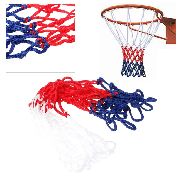 Universal 5mm Red White Blue Basketball Net