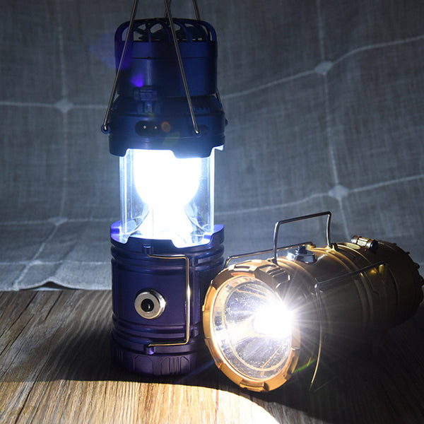 Solar Portable LED Lights