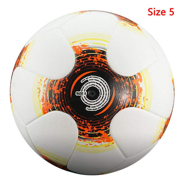 Official Size 4 Size 5 Soccer Ball PU Premier Football