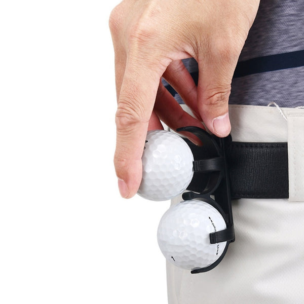 New Cycle Zone Golf Ball Holder Clip