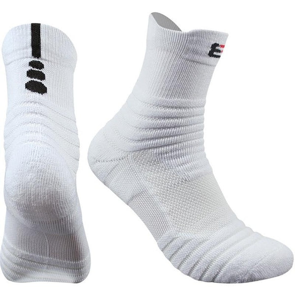 Adult Men's Thick Basketball Socks