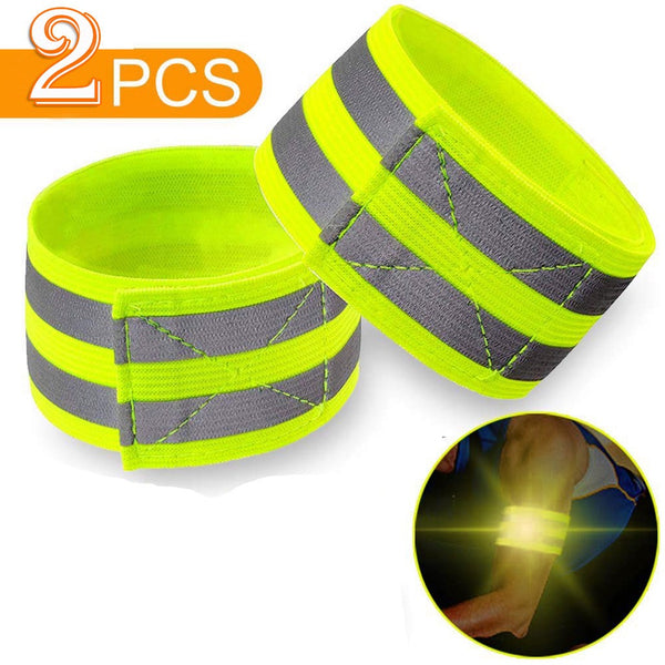 High Visibility Reflective Wrist Belt