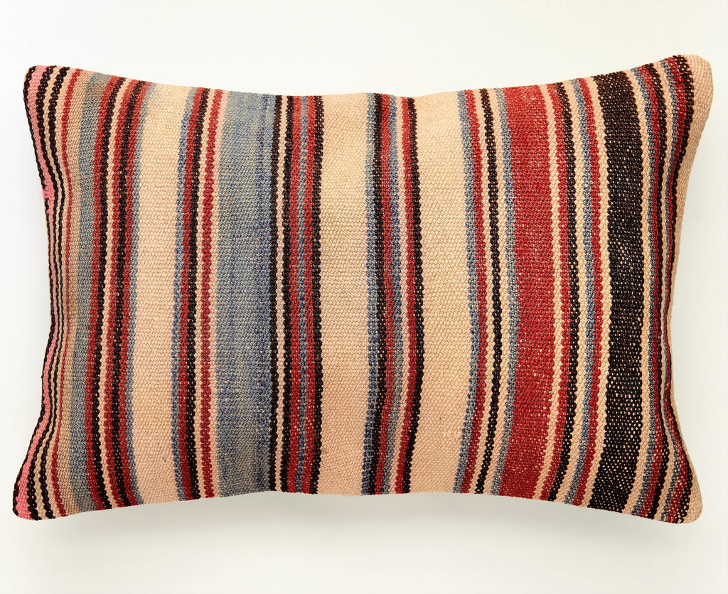 Kilim Pillow - Large 02 - The Wolf In Me