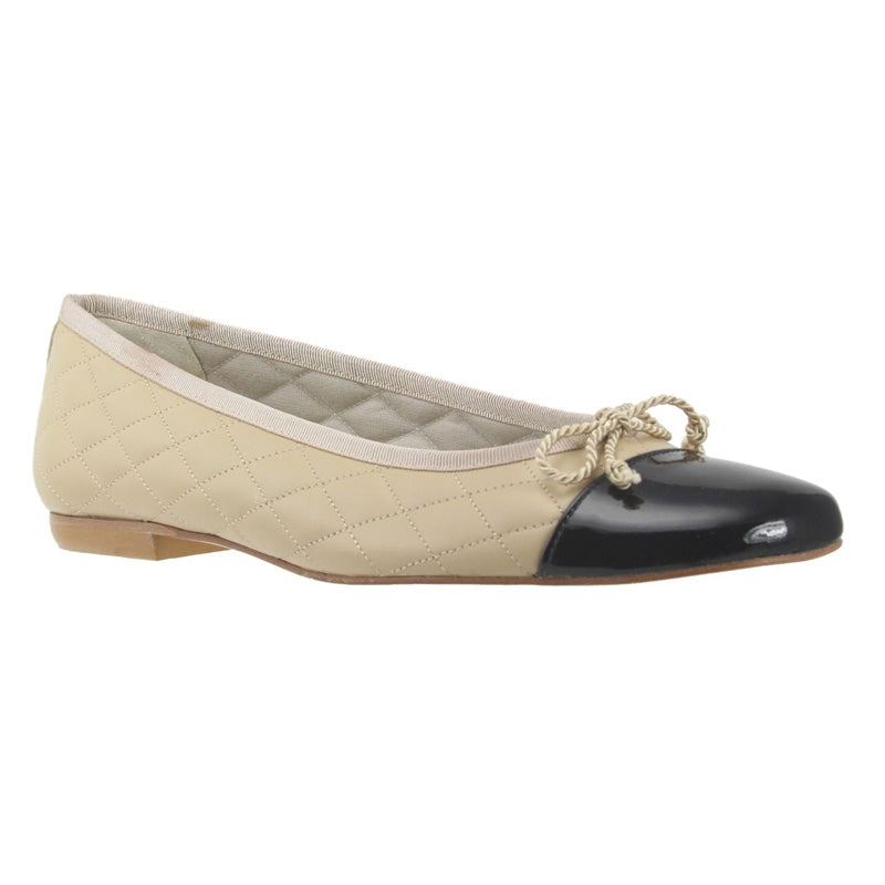 Passport Leather Sole - Beige