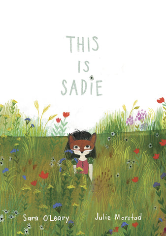 This Is Sadie - Board Book