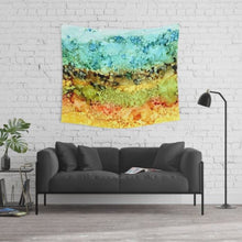 Load image into Gallery viewer, Abstract 35 Wall Tapestry