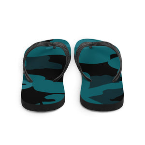 The Homefront Girl® Camo Collection - Flip-Flops