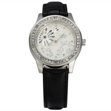 Load image into Gallery viewer, women's mechanical skeleton watch online singapore - black