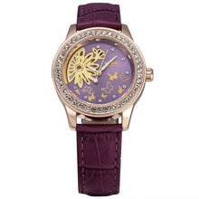 Load image into Gallery viewer, women's mechanical skeleton watch online singapore