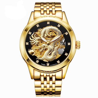 dragon fortune skeleton watch singapore