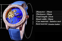 Load image into Gallery viewer, women's mechanical skeleton watch online uK - specifications