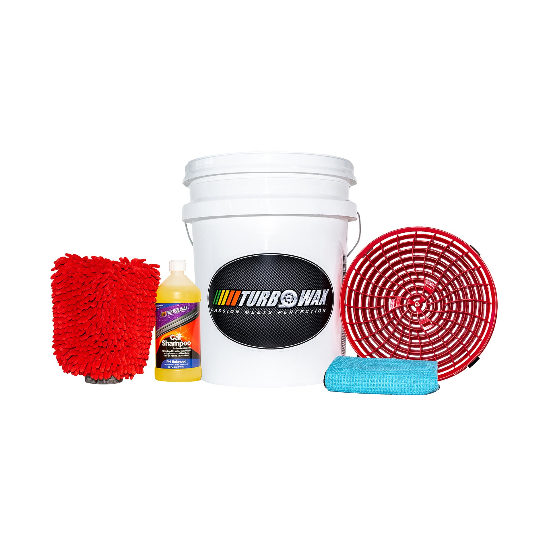 Turbo Wax Washing Bucket Combo - Turbo Wax Store