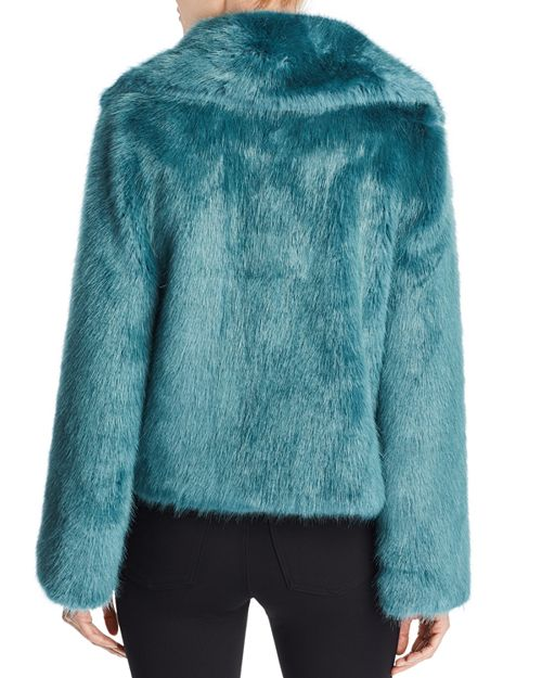 Unreal Fur Madam Butterfly Jacket