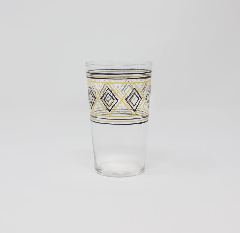 Roost Alexandria Saffron Tea Glass