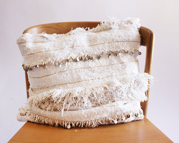 Moroccan Wedding Pillow 2