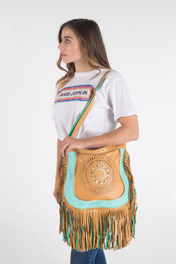Bambora Leather Bag