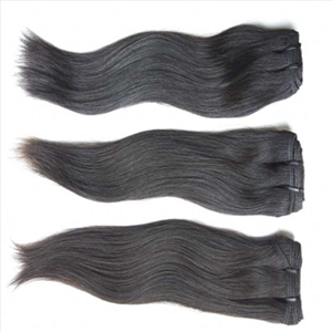 Machine Wefted Hair Weave