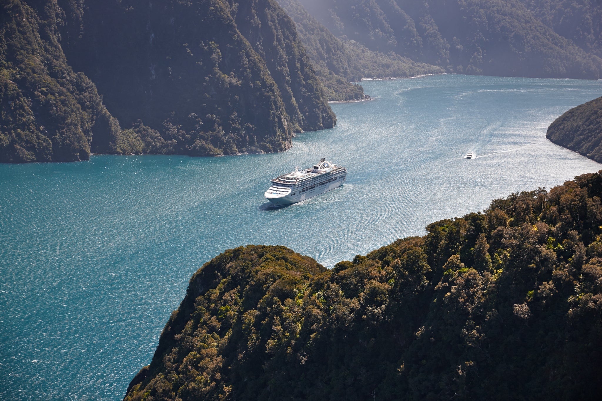 Christmas 2020: 13-night New Zealand Holiday Cruise from Melbourne or Sydney
