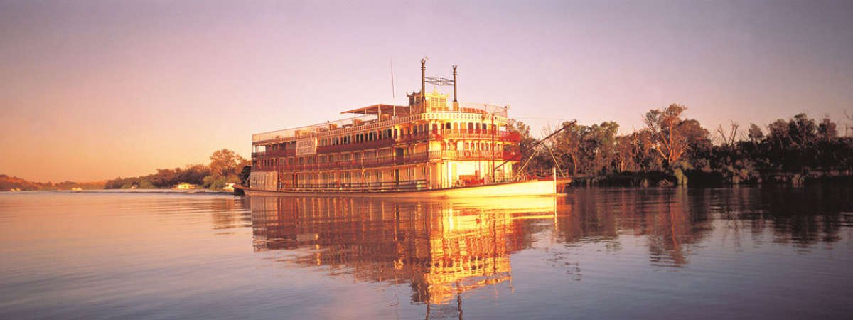 Murray River 4-Night Cruise - Save 25%