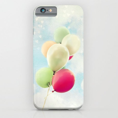スマホケース balloons by Sylvia Cook Photography