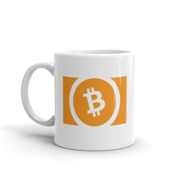 Bitcoin Cash Coffee Mug   - zeroconfs