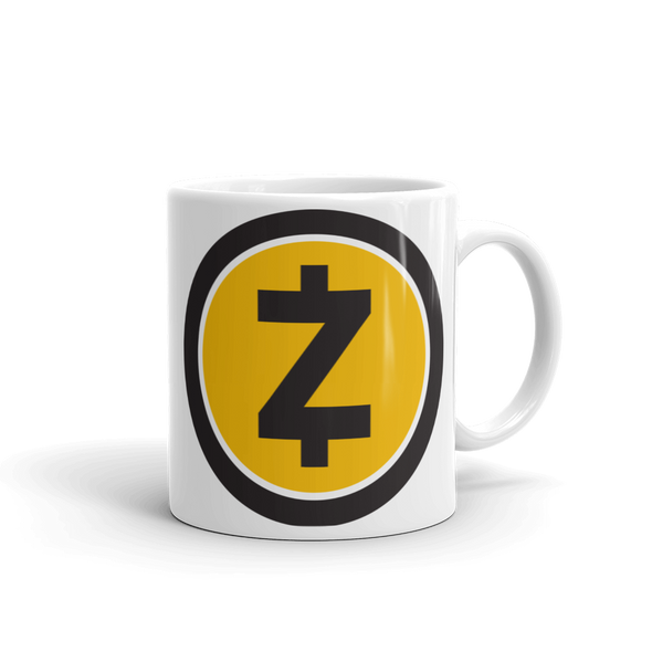 Zcash Coffee Mug 11oz  - zeroconfs