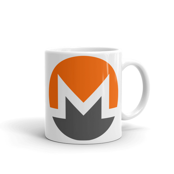Monero Coffee Mug 11oz  - zeroconfs
