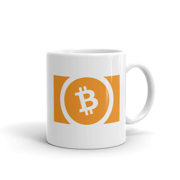 Bitcoin Cash Coffee Mug 11oz  - zeroconfs