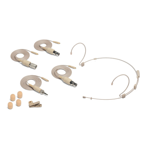 Samson DE10x Headset Condenser Microphone for Wireless - Beige