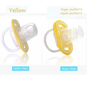 Silicone baby Pacifiers