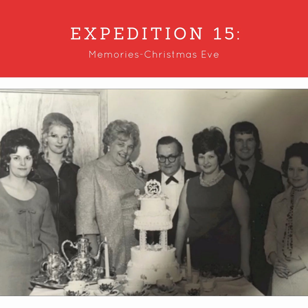Expedition 15: Memories-Christmas Eve