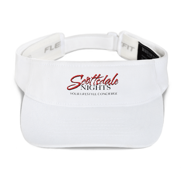 Scottsdale Nights Flexfit Visor - Multiple Colors Available