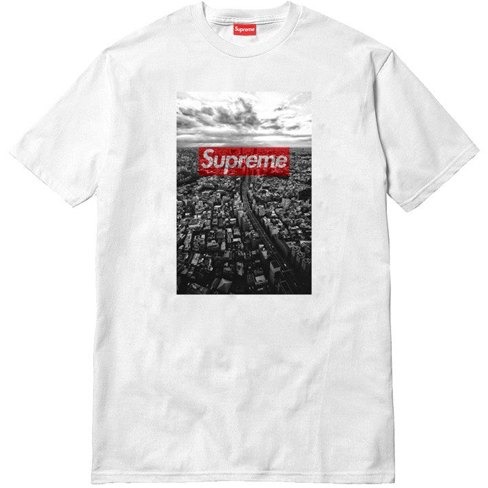 T-SHIRT SUPREME SKYLINE