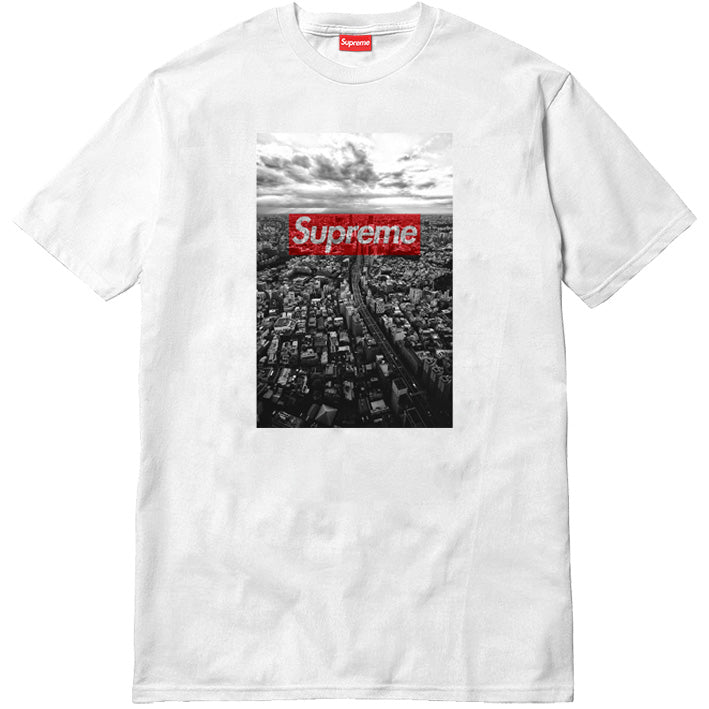 Supreme Spain – T-Shirt Skyline