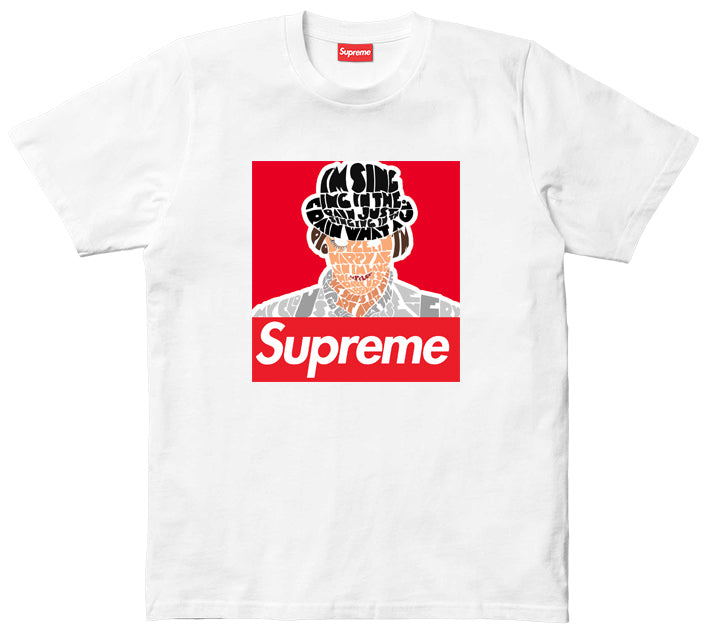 Supreme Spain – T-Shirt Clockwork