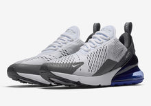 Load image into Gallery viewer, Nike Air Max 270 White/ White-Persian Violet