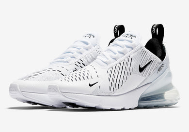 Nike Air Max 270 | White & Black Original
