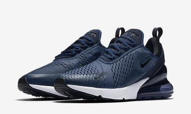 Nike Air Max 270 Midnight Navy Black Original