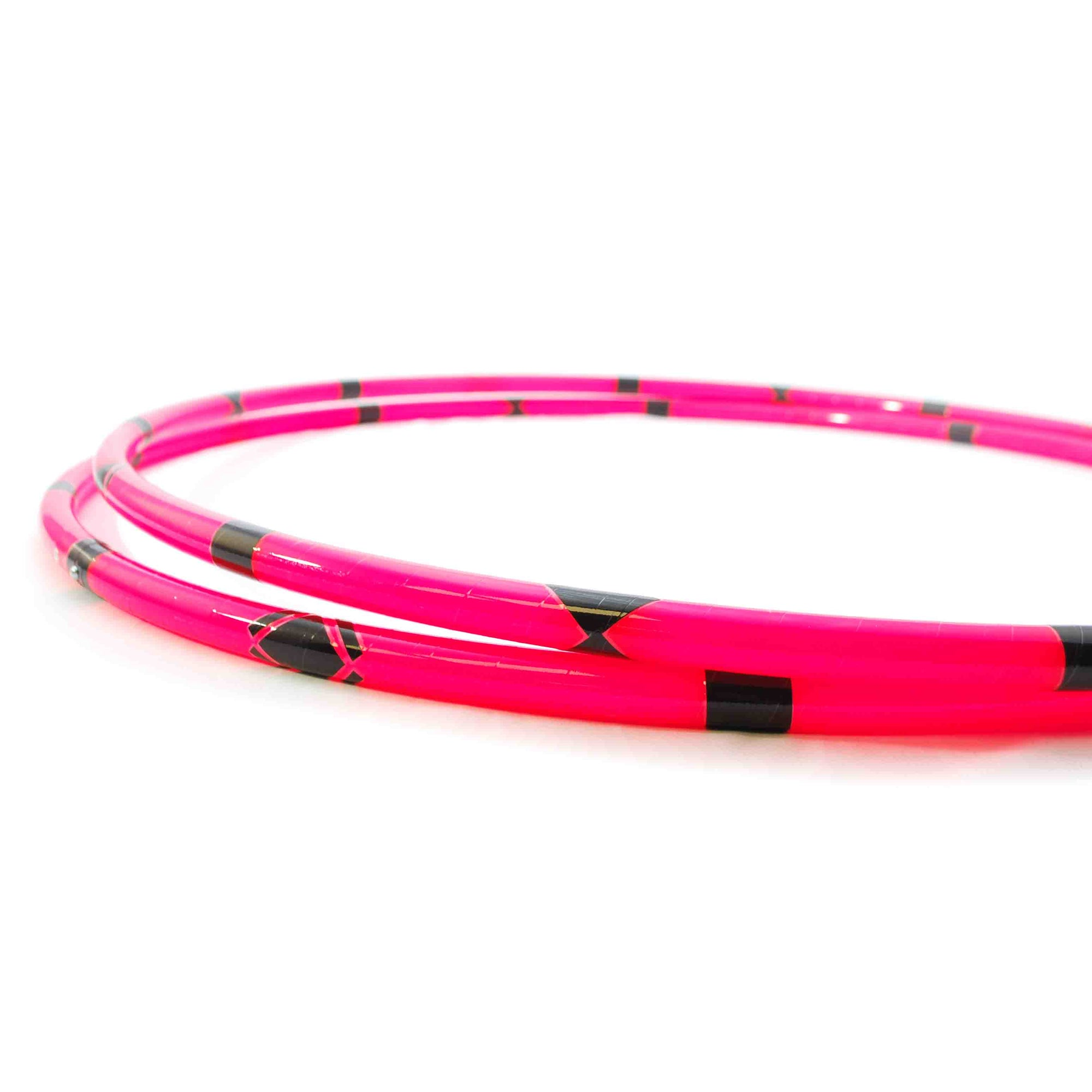 Techno Tribe Reflective UV Hoop