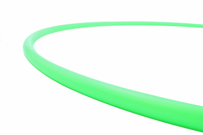 The Spinsterz - Single Color 4 Section Collapsible Polypro Hoop