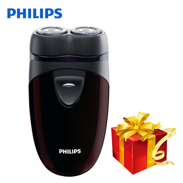 100% Genuine Philips Electric Shaver PQ206 With Two Floating Heads - ar-sho.com