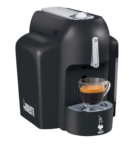 Bialetti Mini Express Machine, Single Serve in BLACK