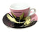 Palermo Espresso Cups and Saucers set of 6